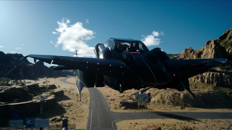 ffxv_regalia_flying